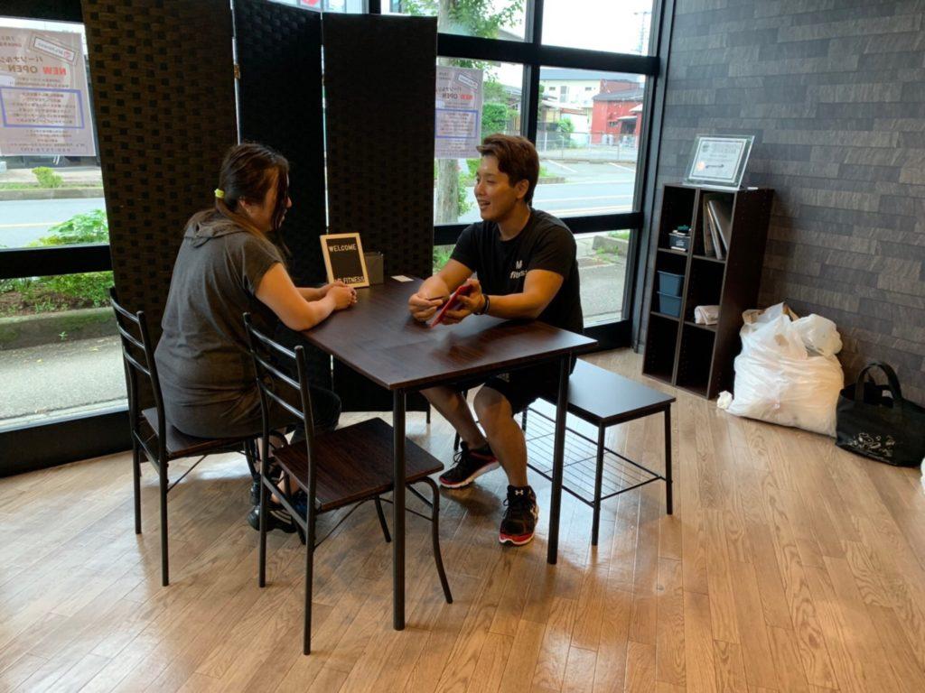 本庄市のパーソナルジム|エムズフィットネス|アドバイス