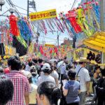 明日から3日間(7/5〜7/7)深谷市で『深谷七夕まつり』が開催!交通規制も。【イベント情報】