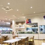 深谷市荒川にある「Hana Cafe(ハナカフェ)ベイシアふかや花園店 」の『青唐とんこつラーメン』【さいつうグルメ】