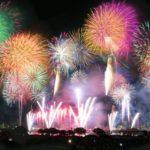 今日(6/1)の夜、日本全国一斉にシークレット花火が打ち上がるあるみたい。埼北エリアでも見れるかな〜?