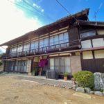 本庄市児玉町に「大門家(だいもんち)」という手打ちうどん&古民家カフェがオープンしてた。