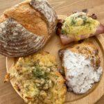 上里町七本木のパン屋さん「3/9(サンガツココノカ)」がオープンしてる。
