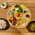 深谷市成塚にオープンした「畑 TO KITCHEN CAFE」の『日替りランチプレート』【さいつうグルメ】
