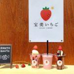 上里町七本木にある「宝美いちご」の『ごほうび苺スムージー』など【さいつうグルメ】