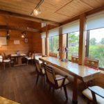 深谷市永田に「バンビの森」っていう古民家カフェがオープンしてた。
